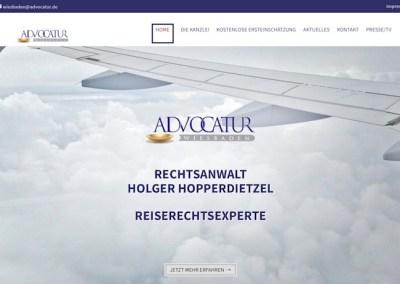 Der Reiserechtsexperte