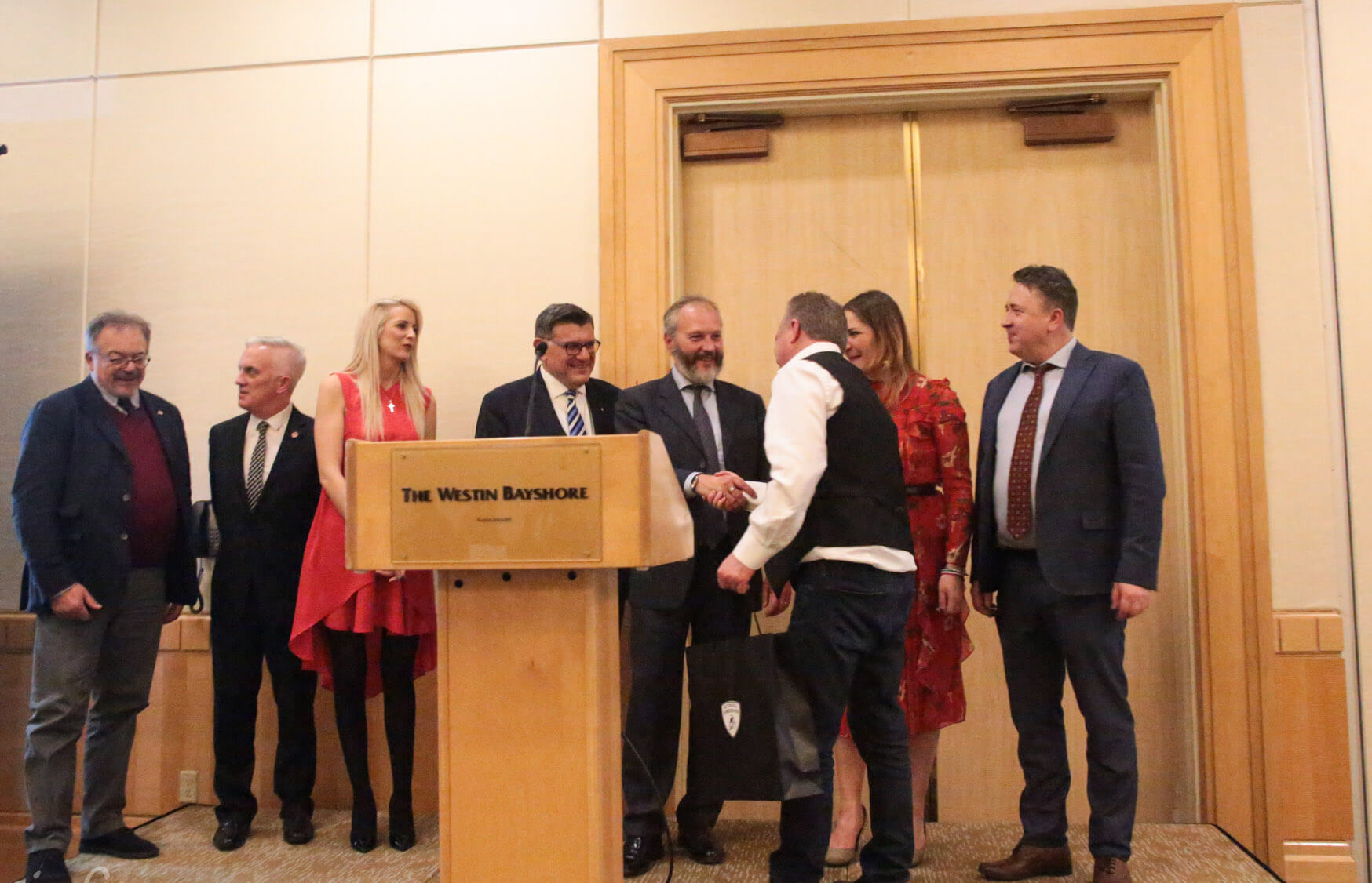 ICCBC Emilia Romagna Gala Dinner Delegates