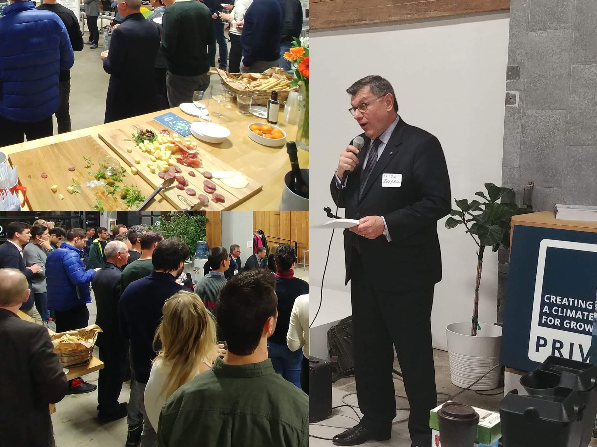 Celso Speaking At Ducdoc Event Buildex 2019 Italian Design Map (1)