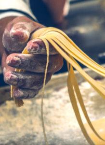 Pasta Making Demo