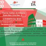 Flyer General Viaggio Cultura Italiana Bis ENG