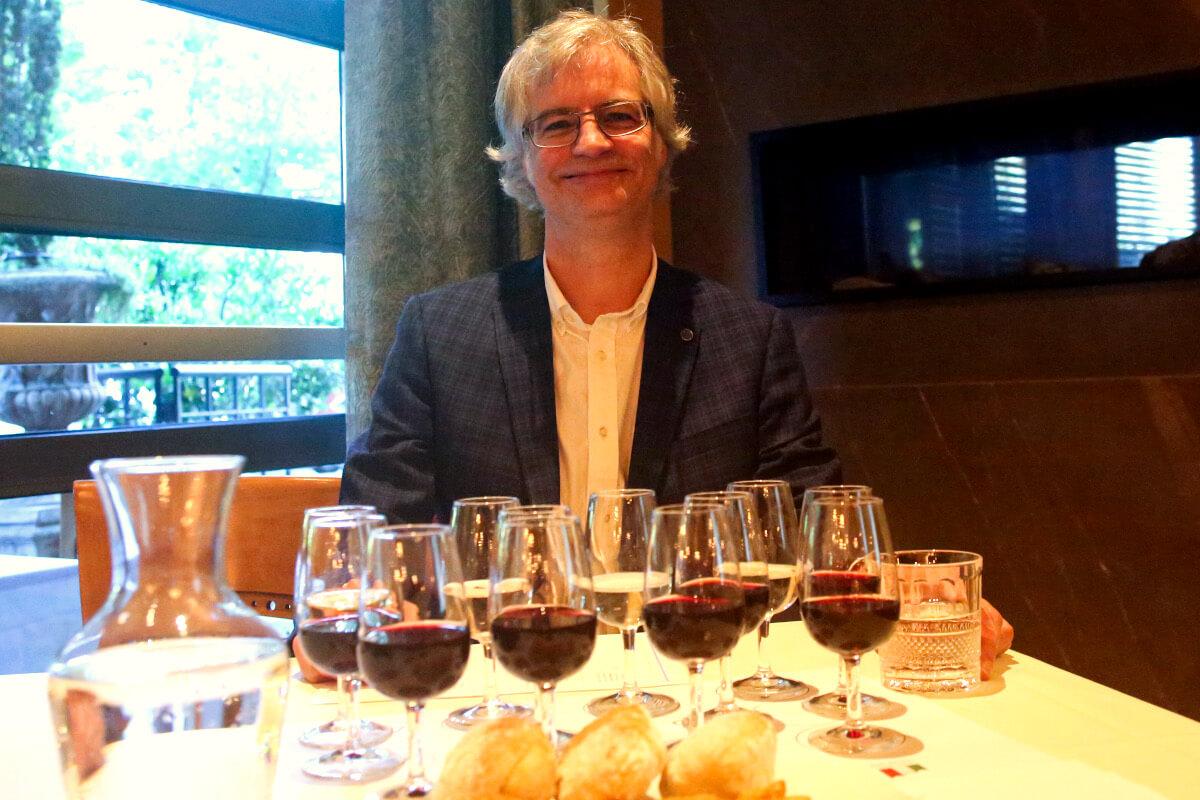 Wines Of Italy Masterclass Wine Pairing Iain Philip