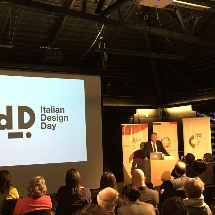 Italian Design Day Vancouver