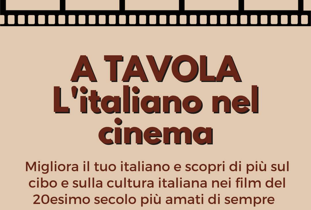 Italian Movie Nights Vancouver Italian Italian Heritage Month 2021