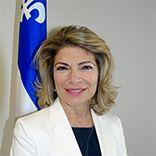 Marianna Simeone Delegazione Qubec Roma