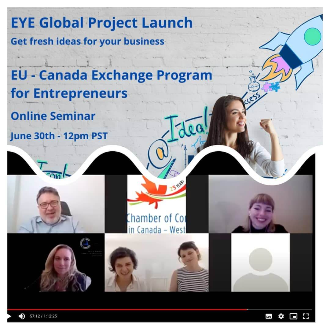 Entrepreneur Internationalization Globalization Exchange Program 2