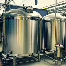 cold storage craft brewery