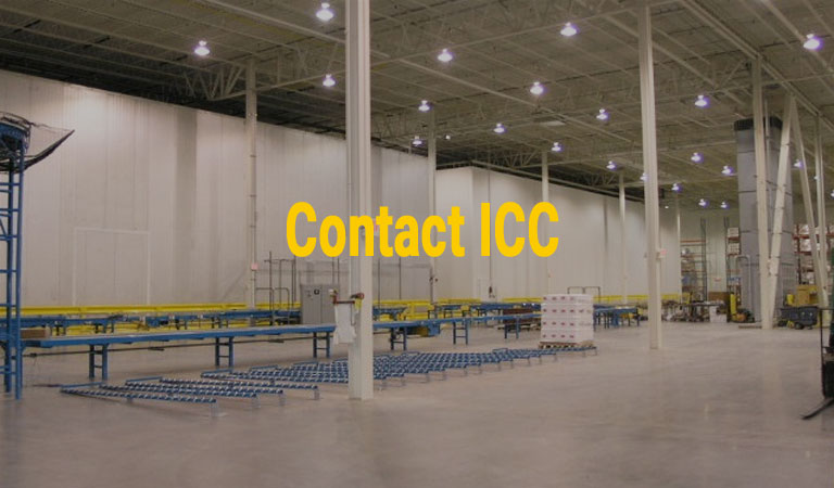 ICC Cold Storage Products - Contact (Mobile)