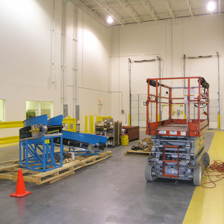 ICC Cold Storage Construction Project