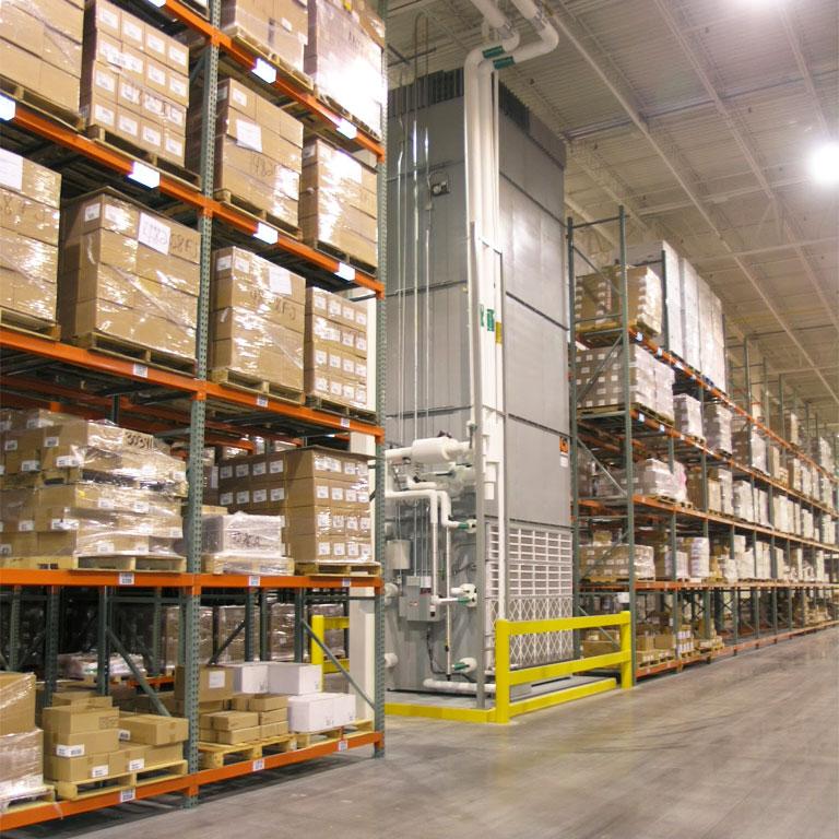 ICC Cold Storage - Service Maintenance