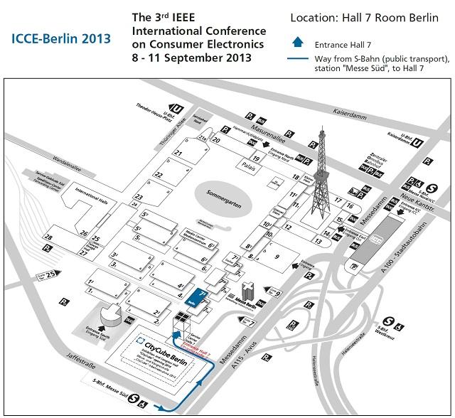 IEEE 2013 ICCE-Berlin
