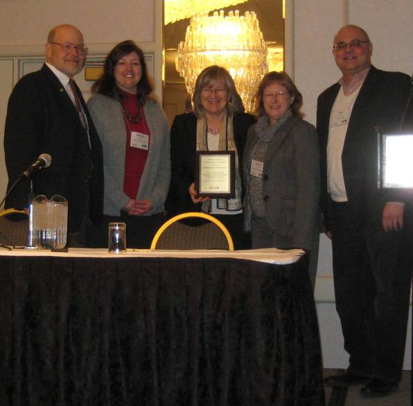 41st Annual Conference - Innovative Initiative Award winners 2