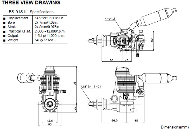 Os Fs 120 Surpass Ii Manual