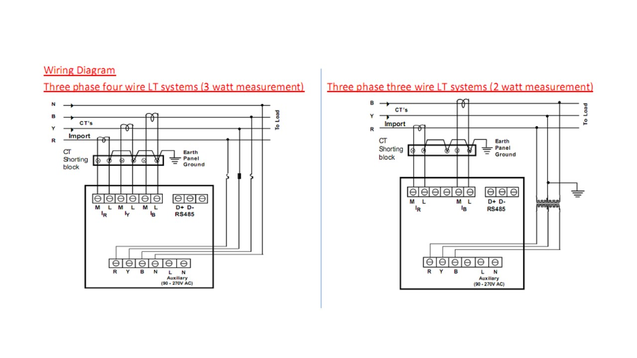 electric meter form 12s wiring diagram