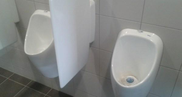 biocompact urinoir