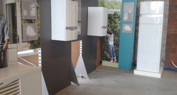 vaillant opstelling