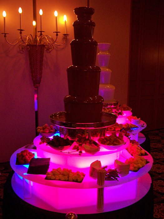 Chocolate Fountain Hire  Brighton Surrey Sussex London