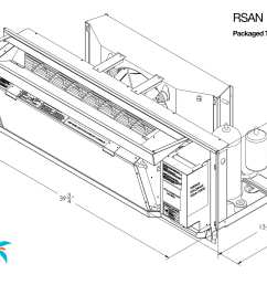 rsan dimensional drawing ice air limited warranty ptac replacement chart  [ 3888 x 2370 Pixel ]