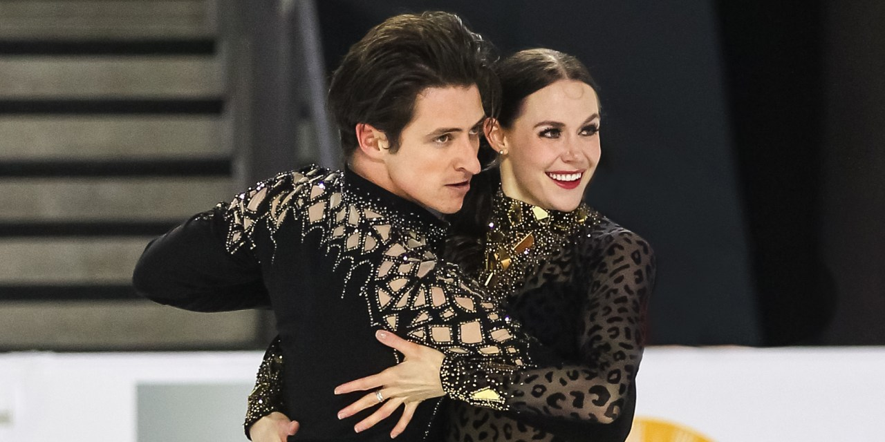 Profile – Tessa Virtue & Scott Moir
