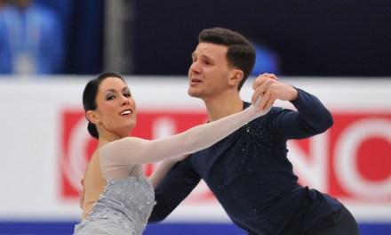 Profile – Charlene Guignard & Marco Fabbri