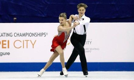Profile – Christina Carreira & Anthony Ponomarenko