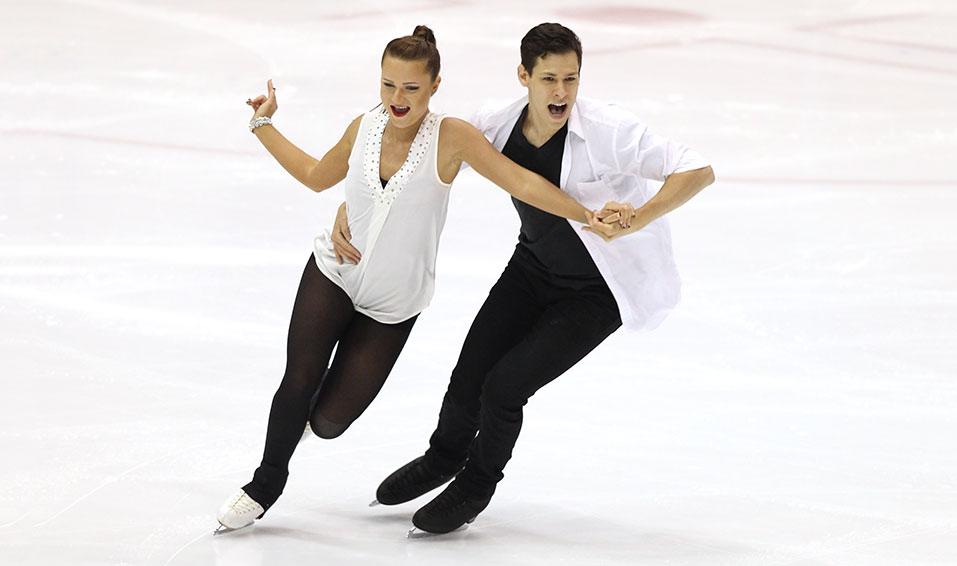 Profile – Anastasia Galyeta & Avidan Brown