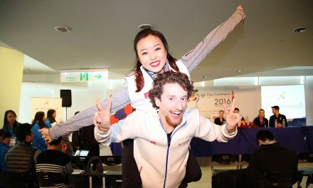 2016 Four Continents Blog #3 by Min & Gamelin