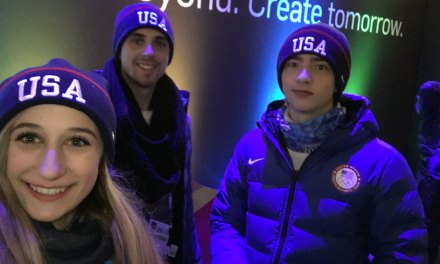 Youth Olympics Blog #3 by Chloe Lewis