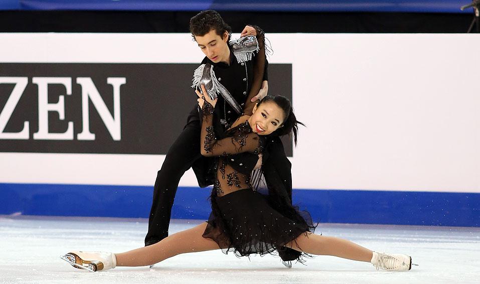 Profile – Kimberly Wei & Ilias Fourati