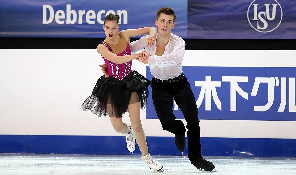 Profile – Maria Oleynik & Yuri Hulitski