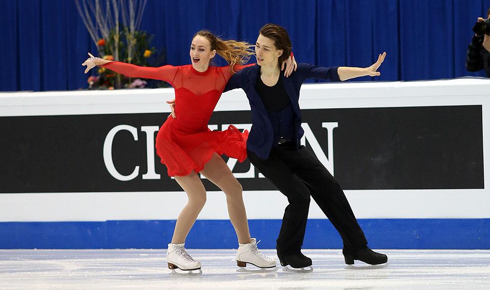 Profile – Katarina Paice & Yuri Eremenko