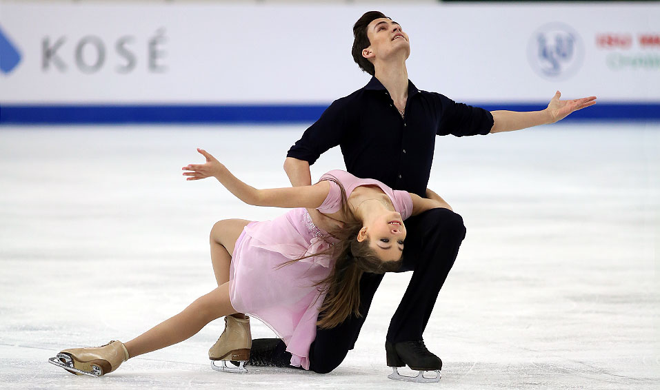 Profile – Anastasia Shpilevaya & Grigory Smirnov