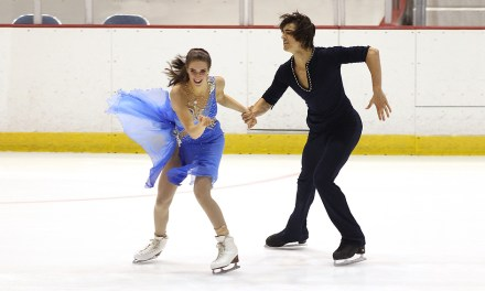2016 Lake Placid Ice Dance International Recap