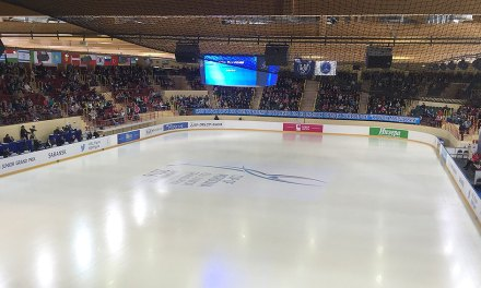 2016 JGP Cup of Mordovia Blog #3