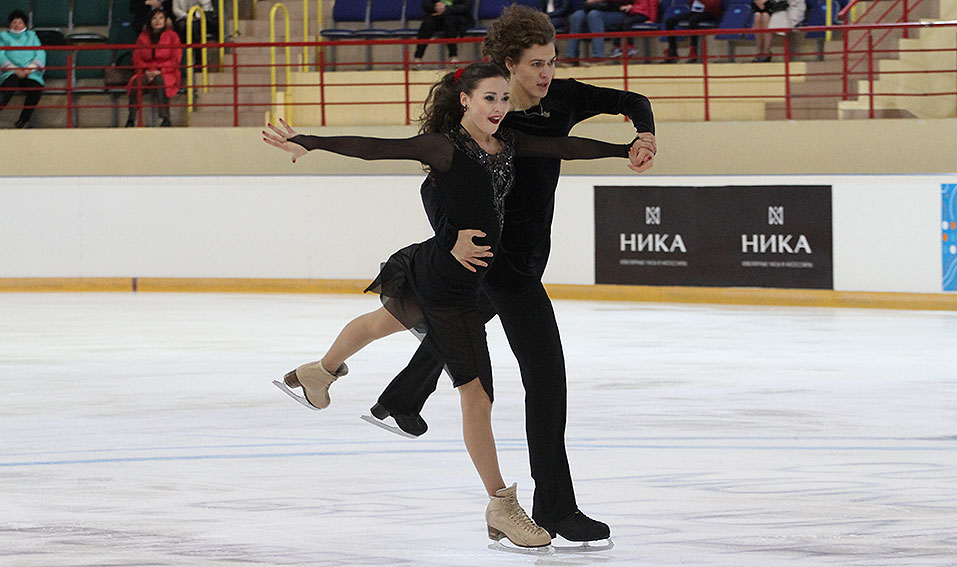 2016 Junior Grand Prix Cup of Mordovia Recap