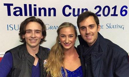 2016 JGP Tallinn Cup Blog #4
