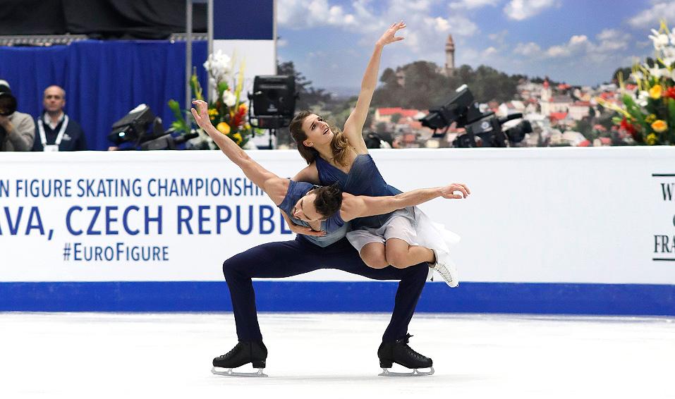 2017 European Championships Recap