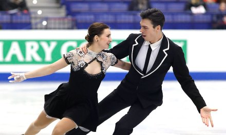 Profile – Lucie Mysliveckova & Lukas Csolley