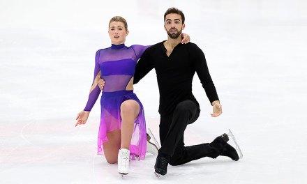 Profile – Olivia Smart & Adrian Diaz