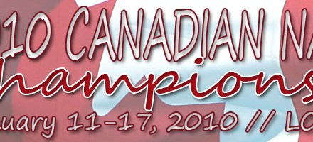 2010 Canadian National Championships – Senior Report