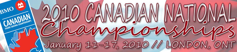 2010 Canadian National Championships – Junior Report