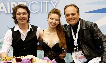 Profile – Hannah Grace Cook & Temirlan Yerzhanov