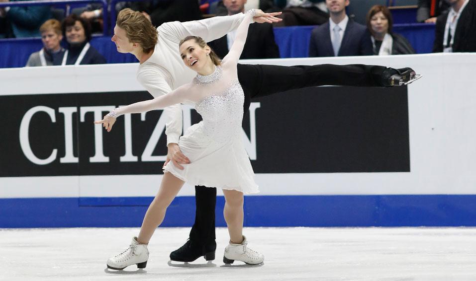 Profile – Isabella Tobias & Ilia Tkachenko