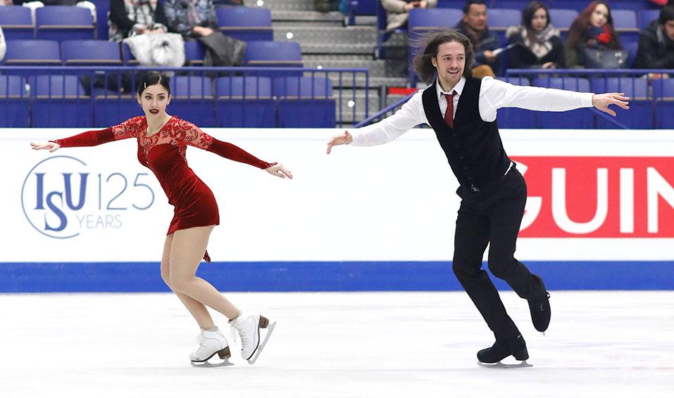 Profile – Tatiana Kozmava & Alexei Shumski