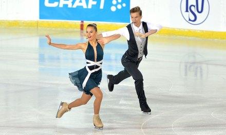 Profile – Sofia Shevchenko & Igor Eremenko