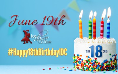 Help us celebrate our birthday!