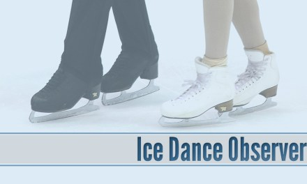 Ice Dance Observer: September 11, 2017