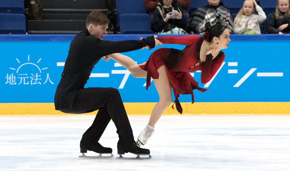 Profile – Betina Popova & Sergey Mozgov