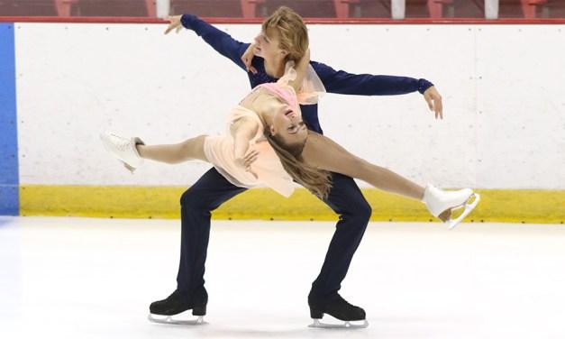 Profile – Molly Cesanek & Nikolay Usanov