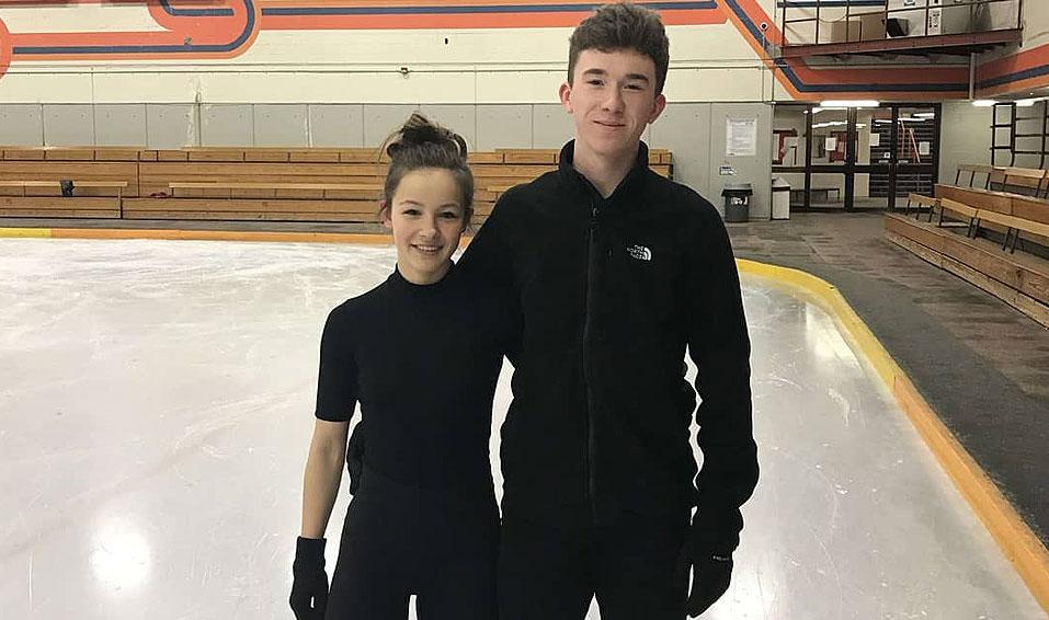 Getting to Know Irina Galiyanova & Grayson Lochhead